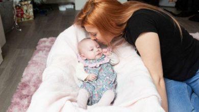 Photo of Рождественское чудо: малышка, которой не оставляли шансов, выздоровела и вернулась домой