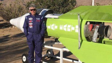 Photo of «Безумный Майк» погиб в ракете, которую сам смастерил за $18 000