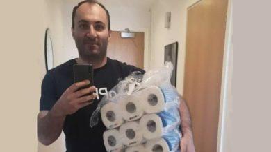 Photo of Фото с туалетной бумагой: одинокие мужчины шутят в профилях знакомств
