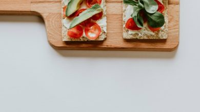 Photo of 5 рецептов полезных и простых перекусов на работу