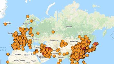 Photo of Коронавирус: онлайн-карта