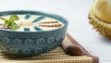 Photo of Варим необычные кисели: из ревеня, молока и меда