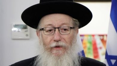 Photo of В Израиле коронавирусом заразился министр здравохранения