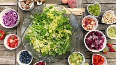 Photo of Исследование: фруктово-овощная диета улучшает работу сердца