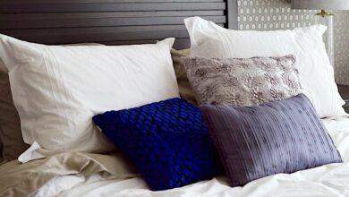 Photo of Стираем подушки правильно: для чистого и здорового сна