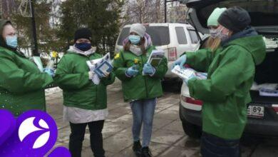 Photo of Волонтёров России бесплатно обеспечат СИЗ для борьбы с COVID-19