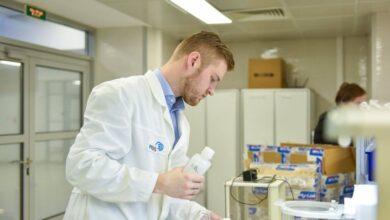 Photo of В России синтезировали наночастицы для высокотемпературной терапии рака