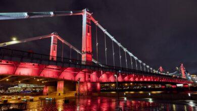 Photo of Оденься в красное! Москва и Казань поддержат кампанию против инсультов