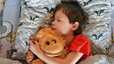 Photo of Ошибки взрослых, нарушающие сон ребенка