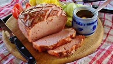 Photo of Мясные деликатесы: печеночная колбаса и мясной хлеб