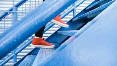 Photo of Как связаны подъем по лестнице и здоровье сердца: выяснили ученые