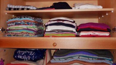 Photo of Наводим порядок в шкафу и в голове