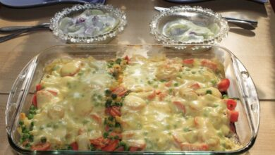Photo of Менее 300 ккал в порции: 4 оригинальных низкокалорийных блюда