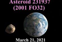 Photo of Самый большой в этом году астероид приближается к Земле